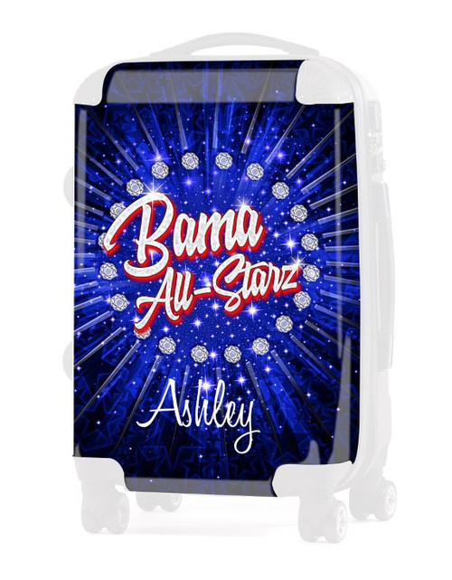 """Replacement Insert forBama Allstarz-Blue- 20"""" Carry-on Luggage"""