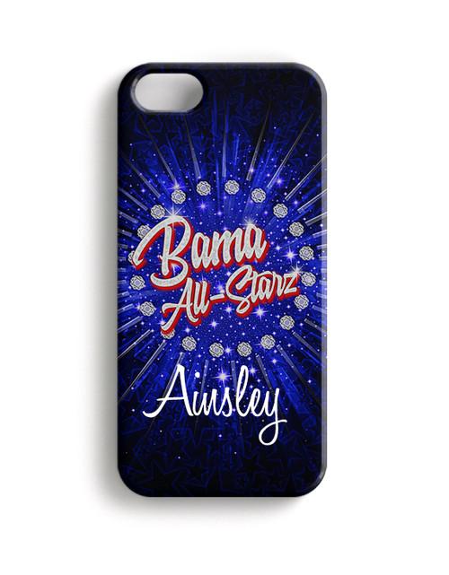 Bama Allstarz- Blue - Phone Case