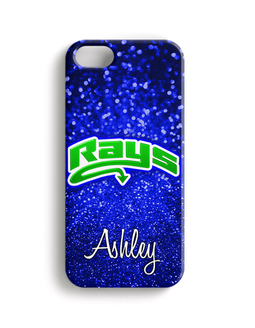 Stingrays Allstars- Blue Glitter - Phone Case