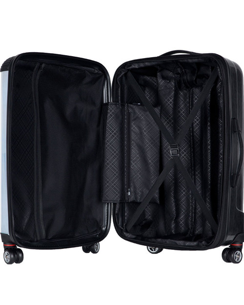 "Stingrays Allstars - 20"" Carry-On Luggage"