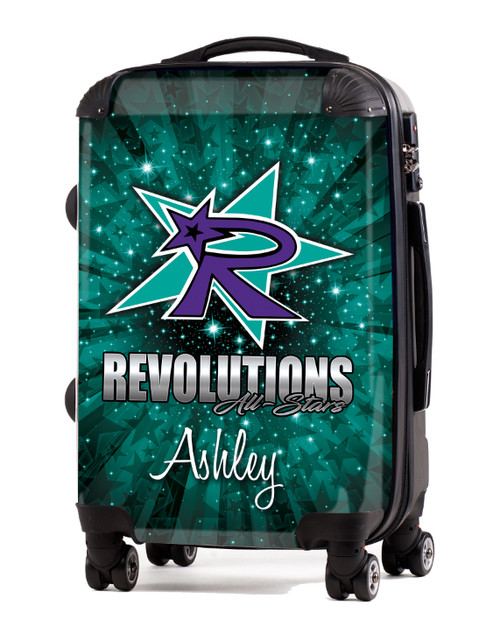 """Revolutions All-Stars  20"""" Carry-On Luggage"""