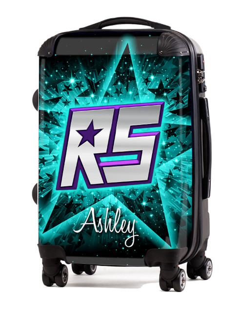 """Rock Starz All Stars  20"""" Carry-On Luggage"""