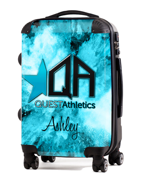 """Quest Athletics  20"""" Carry-On Luggage"""
