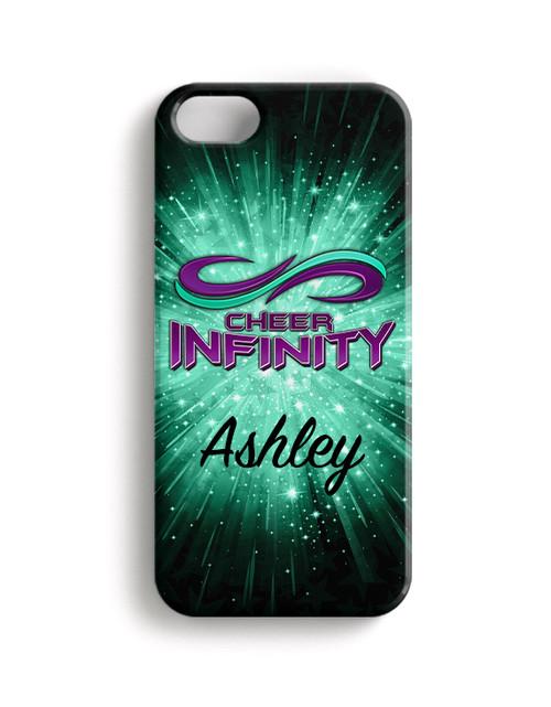 Cheer Infinity NC - Phone Case