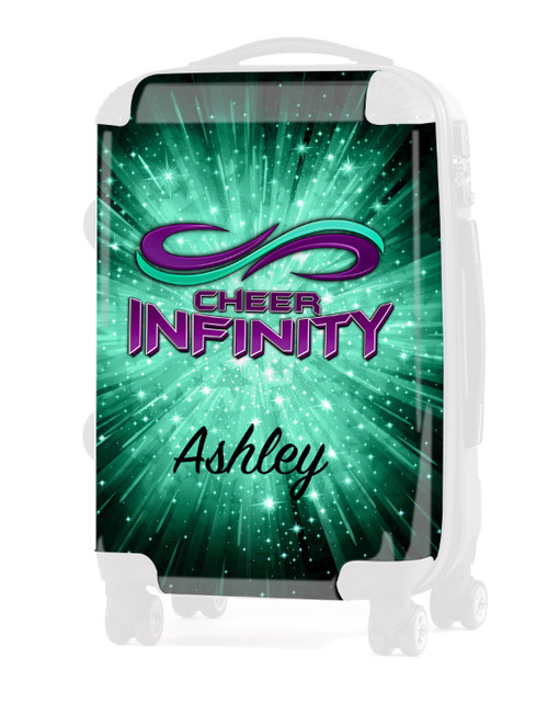 """Replacement Insert for Cheer Infinity NC- 20"""" Carry-on Luggage"""