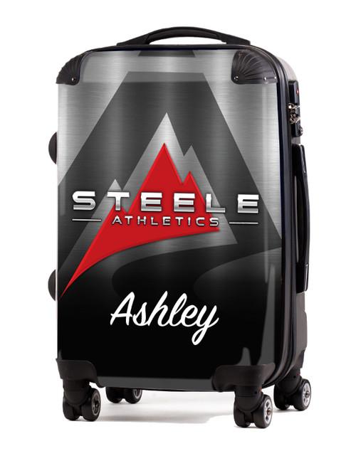 """Steele Athletics-  20"""" Carry-On Luggage"""