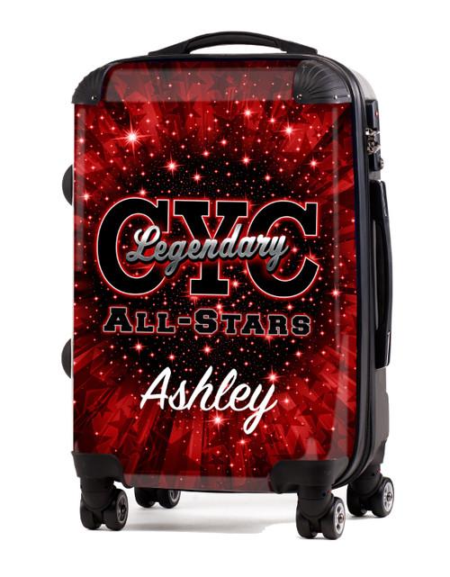 "CYC Legendary All-Stars V1-  20"" Carry-On Luggage"