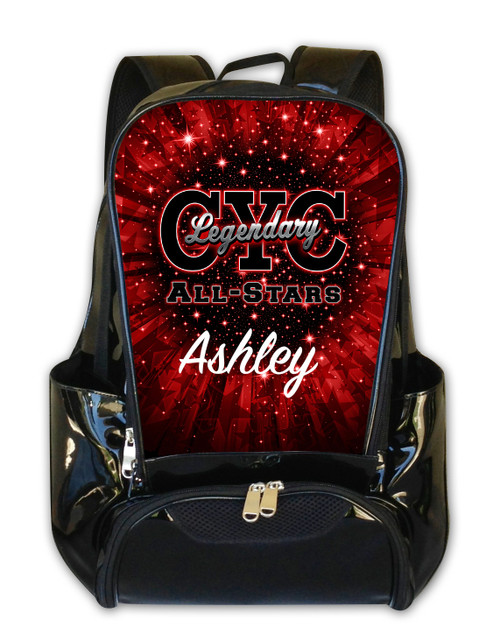 CYC Legendary All-Stars V1 - Personalized Backpack