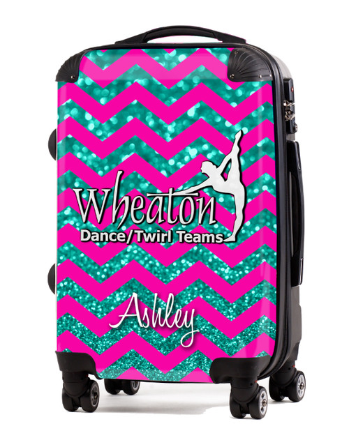 """Wheaton Dance and Twirl-V2-  20"""" Carry-On Luggage"""