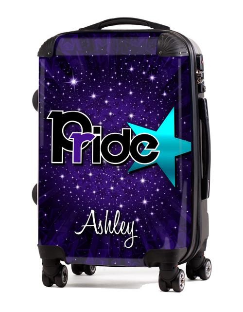 "CA Pride Allstars - 20"" Carry-On Luggage"