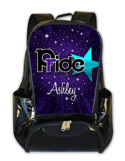 CA Pride Allstars - Personalized Backpack