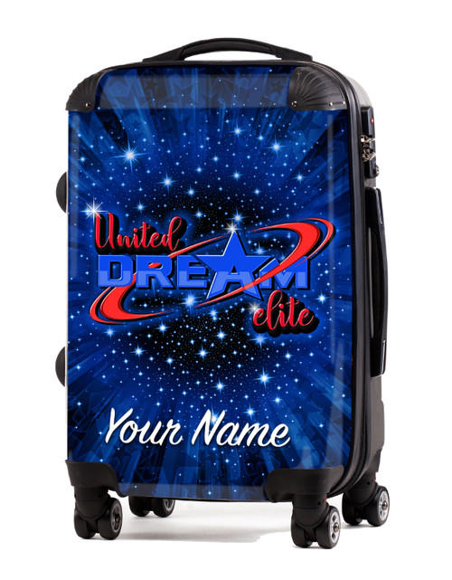 "United Dream Allstar Cheerleading - 20"" Carry-On Luggage"