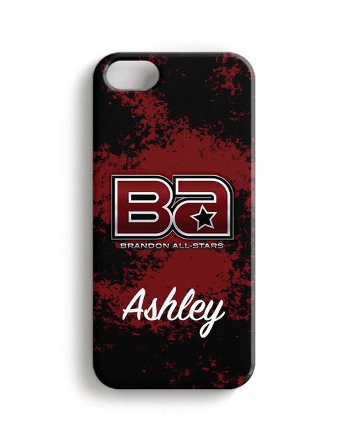Brandon All-stars-V2--Phone Snap on Case
