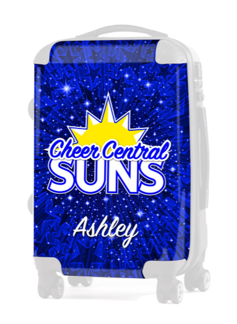 """Replacement Insert Cheer Central Suns for 20"""" Carry-on Luggage"""