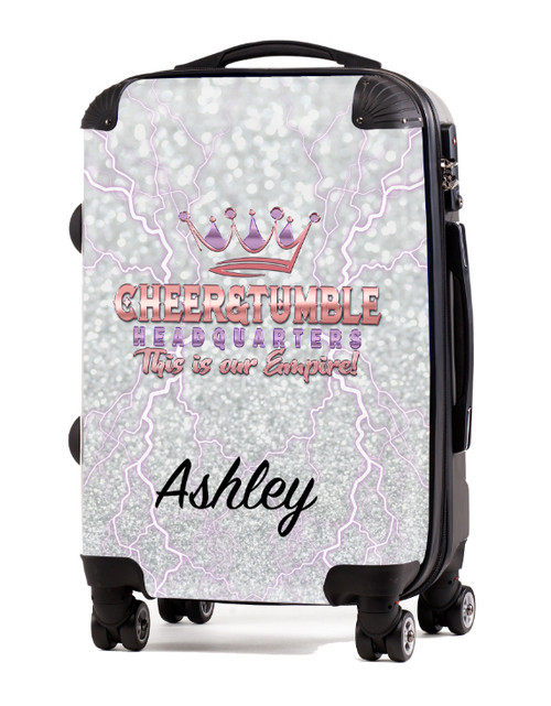 """Cheer and Tumble Headquarters - 20"""" Carry-On Luggage"""