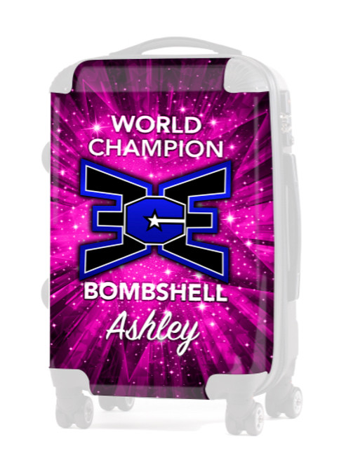 """East Celebrity Elite -World Champions-20"""" Graphic Replacement Insert"""