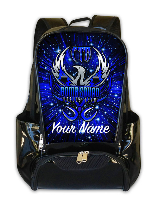 CTA High Flyers Bomb Squad V1 - Personalized Backpack