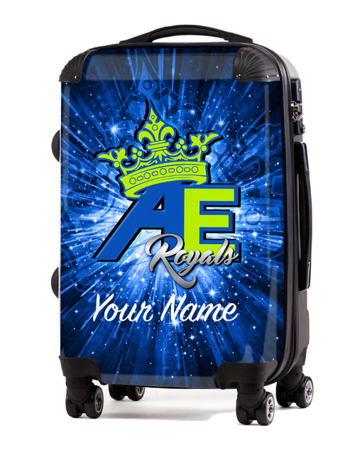 """Alpha Extreme Royals - 20"""" Carry-On Luggage"""