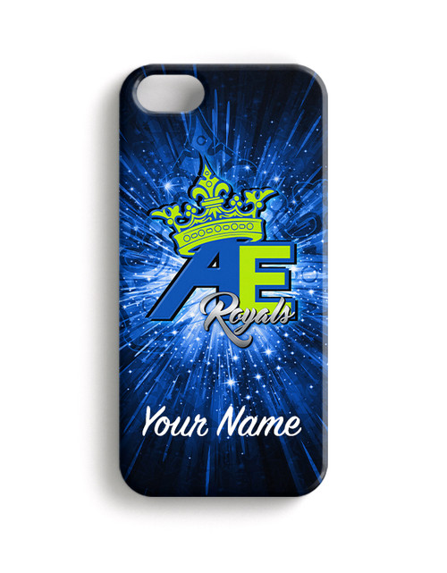 Alpha Extreme Royals - Phone Case
