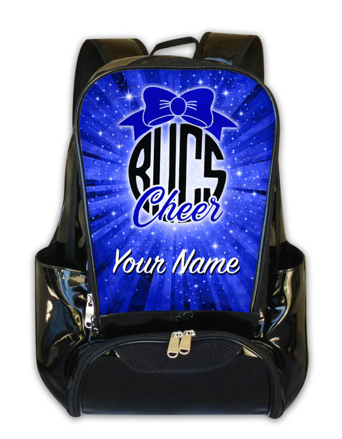 Buccaneers Athletic Club - Personalized Backpack