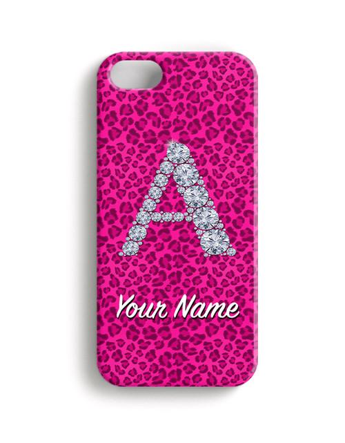 Pink Cheetah - Phone Snap on Case