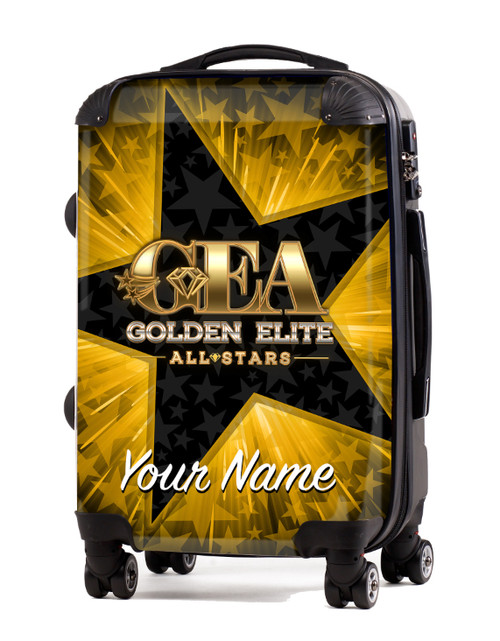 """GEA-Golden Elite All Stars - 20"""" Carry-On Luggage"""