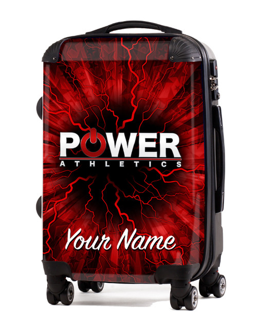 "Power Athletics - 20"" Carry-On Luggage"