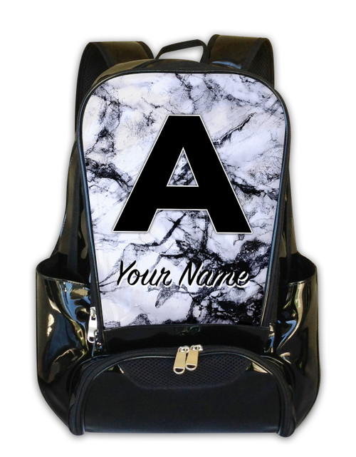 Marble - Personalized Backpack