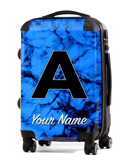"""Blue Marble - 20"""" Carry-On Luggage"""
