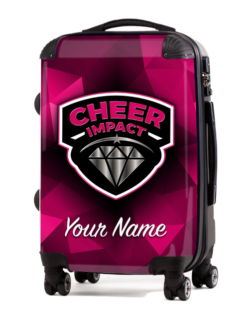 """Cheer Impact - 20"""" Carry-On Luggage"""