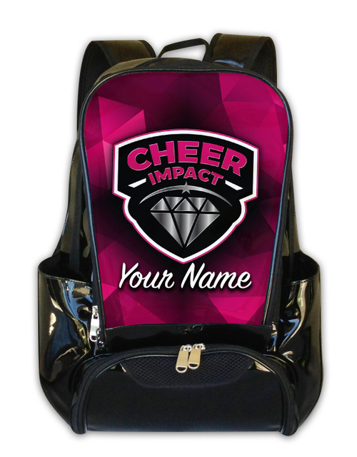 Cheer Impact - Personalized Backpack
