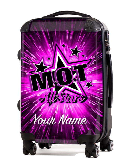 """M.O.T All Stars - 20"""" Carry-On Luggage"""