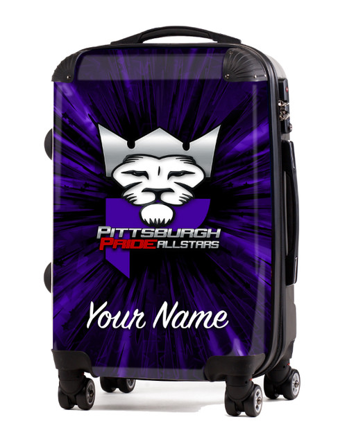 """Pittsburgh Pride - 20"""" Carry-On Luggage"""
