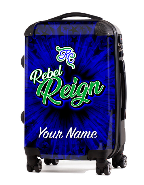 """River Cities Rebel Reign -20"""" Carry-On Luggage"""