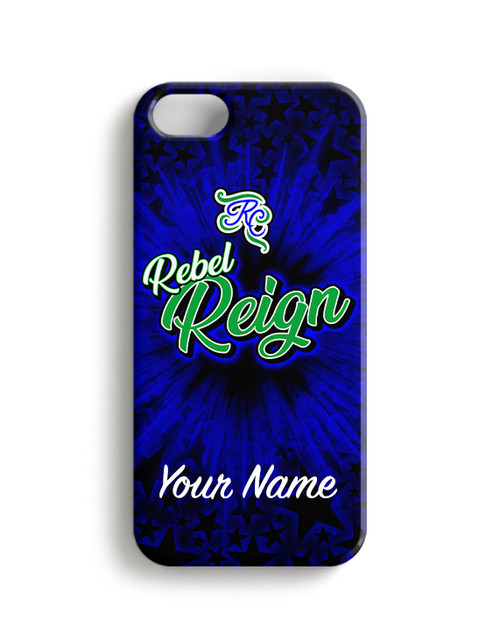 River Cities Rebel Reign - Phone Snap on Case