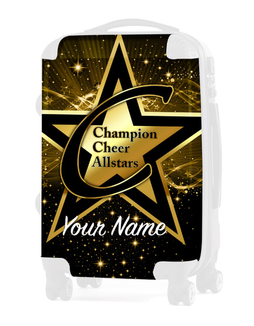 "Champion Cheer Allstars 20""- Replacement Graphic Insert"