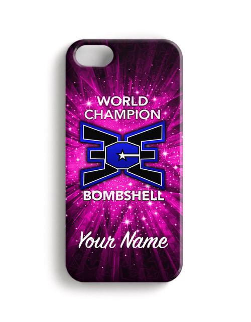 East Celebrity Elite -World Champions- Phone Snap on Case