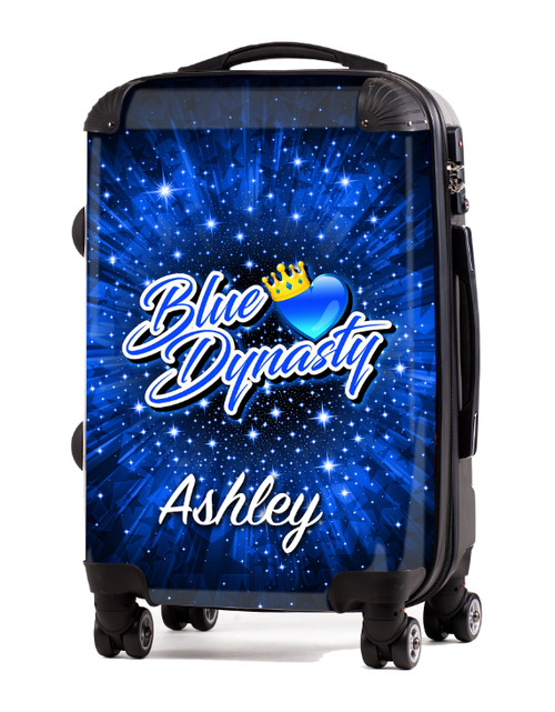 "Blue Dynasty 24"" Check In Luggage"