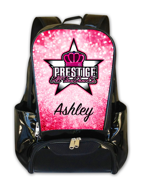 Prestige All Stars Personalized Backpack