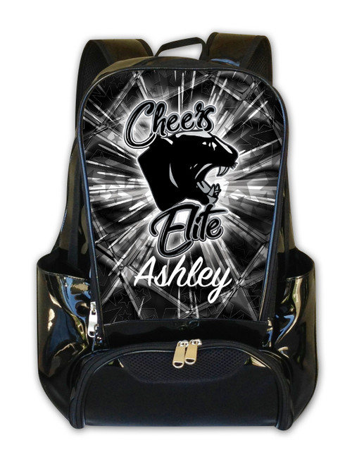 Cheer Elite Personalized Backpack
