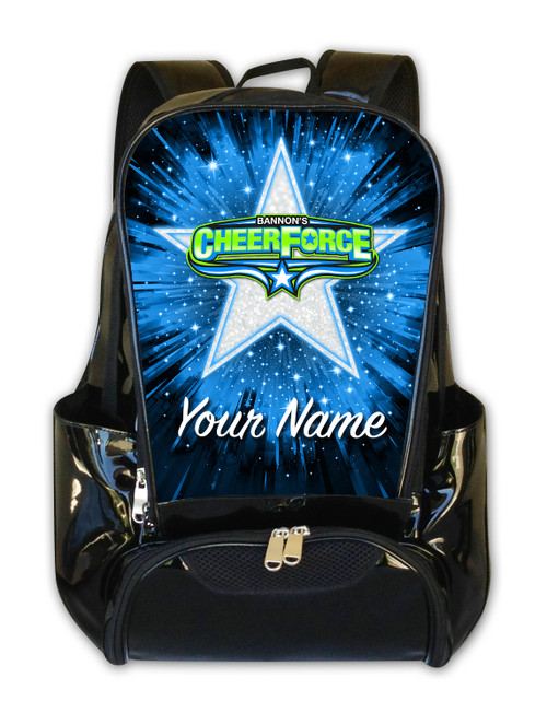 Bannons Gymnastix & Cheer-Personalized Backpack