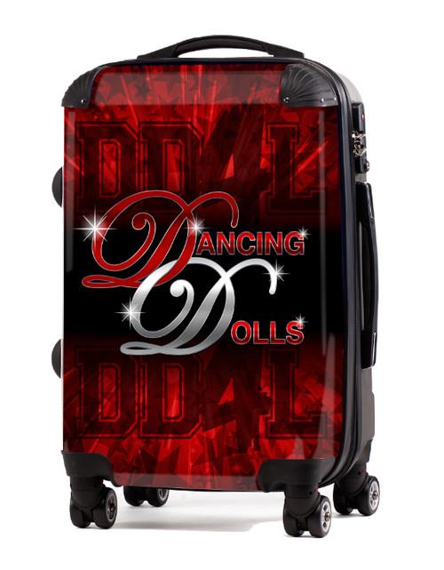 """DD4L -  20"""" Carry-On Luggage"""