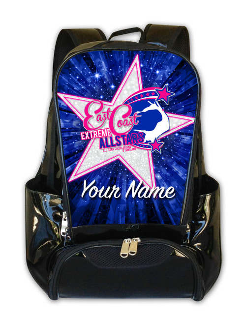 East Coast Extreme Allstars-Personalized Backpack