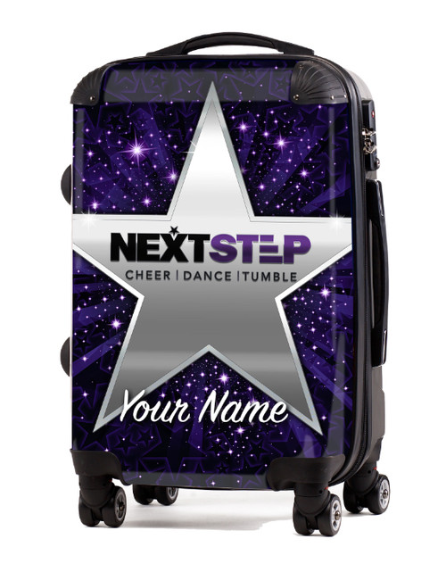 """The Next Step Cheer Dance - 20"""" Carry-On Luggage"""