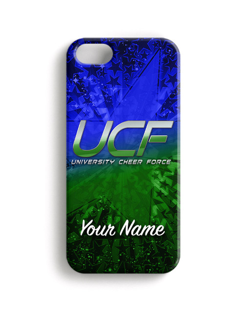University Cheer Force - Phone Snap on Case