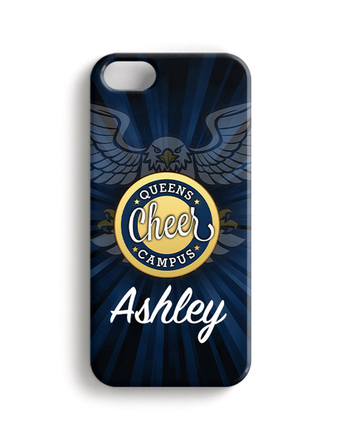 Queens Campus Cheer - Phone Snap on Case