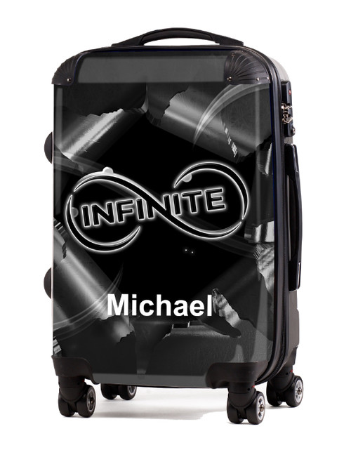 """Infinite Cheer & Tumble Gym V2- 20"""" Carry-On Luggage"""