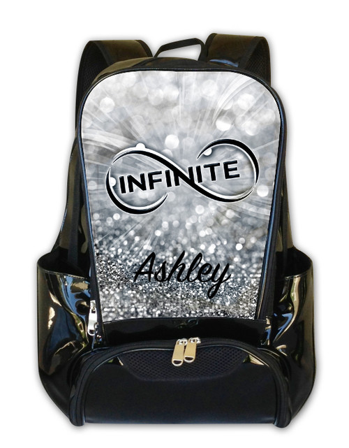 Infinite Cheer & Tumble Gym - Personalized Backpack