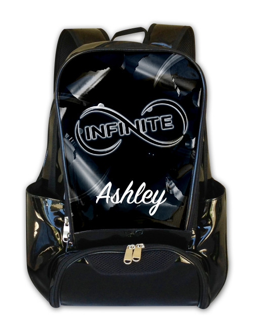 Infinite Cheer & Tumble Gym V2 - Personalized Backpack