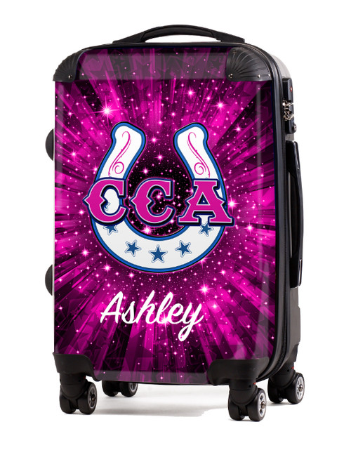 """Cowgirl Chaos Athletics - 20"""" Carry-On Luggage"""